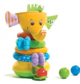 Tiny Love Tiny Love Elephant Musical Stack & Ball Game