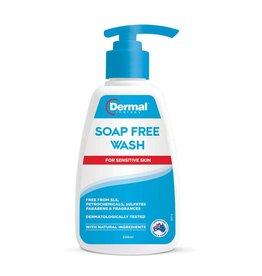Dermal Dermal Soap Free Wash 250ml