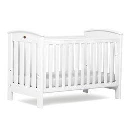 Boori Boori Country Classic Cot Bed White