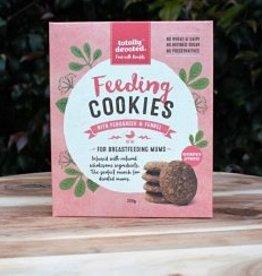 The Yummy Mummy Food Company Feeding Cookies (with Fenugreek & Fennel)