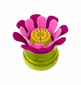 Boon Boon Forb Mini Palm Dish Brush - Pink