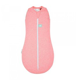 ErgoPouch ErgoPouch 0.2 TOG 2 in 1 Swaddle Rhubarb 0-3m
