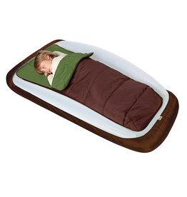The Shrunks The Shrunks Outdoor Toddler Travel Bed Bundle (+ Sleeping Bag + Maxaire Foot Pump + Bed Protector)