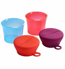 Boon Boon Snug Snack (2 Cups, 2 Lids)
