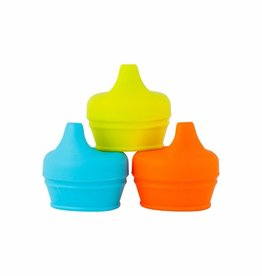 Boon Boon Snug Spout 3pk lid - Boy