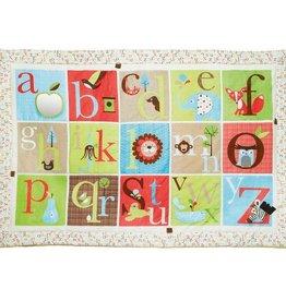 Skip Hop Skip Hop Alphabet Zoo Mega Play Mat