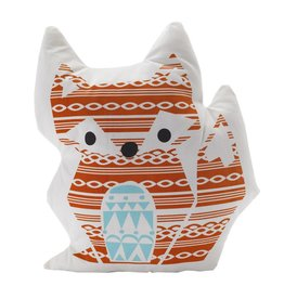 Lolli Living Lolli Living Character cushion - Wood Fox