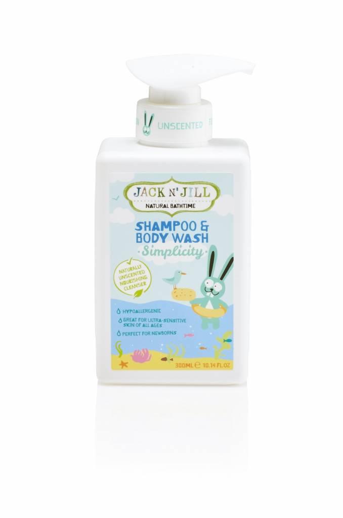 Jack n Jill Jack N' Jill Simplicity Shampoo & Body Wash 10.14floz/300ml