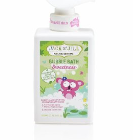 Jack n Jill Jack N' Jill Sweetness Bubble Bath 10.14floz/300ml