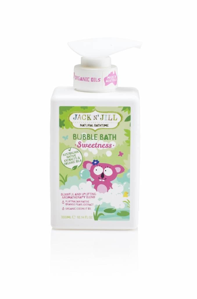 Jack n Jill Jack N' Jill Sweetness Bubble Bath 10.14floz/300ml