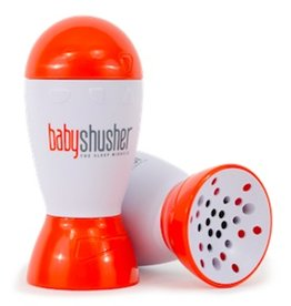 Attipas Baby Shusher Orange/White