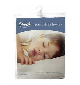 Playgro Playgro Fitted Cot Protector Twin Pack