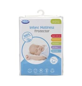 Playgro Playgro Organic Large Fitted Cot Protector