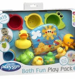 Playgro Playgro Play Pack Bath Fun
