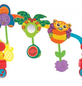 Playgro Playgro Tropical Tunes Travel Play Arch