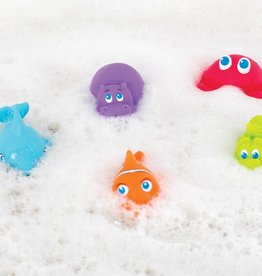 Playgro Playgro Under the Sea Squirtees 5pcs