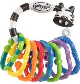 Playgro Playgro Zebra 9 Links Pack