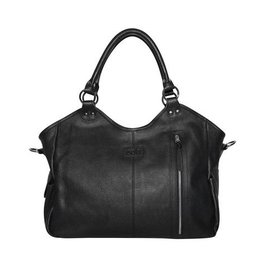 Isoki Isoki Leather Hobo Angel Nappy Bag