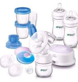 Avent Avent Natural 764 Breast Feeding Made Easy Set