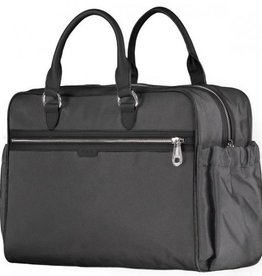 iCandy Icandy Orange The-Bag-Carbon (Nappy Bag) Black