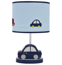 Little Haven Little Haven Zoom Along Lamp & Shade