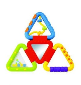 BKids BKids - Fold 'N' Play Rattle/Teether