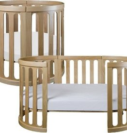 Cocoon Cocoon Nest Cot Naturals (Including Australian Made Mattress)