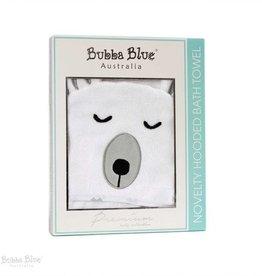 Bubba Blue Bubba Blue Polar Bear Novelty Hooded Bath Towel