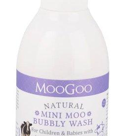 MooGoo MooGoo Natural MIni Moo Bubbly Wash 500ml