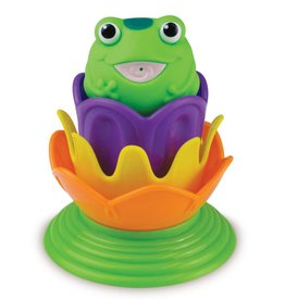 Munchkins Munchkin Magic Colour Lily Pad Stackers