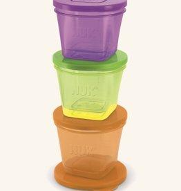 NUK Nuk Stackable Food Pots (6pk)