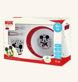 NUK Nuk Mickey Mouse Tableware Set