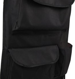 Infa Secure InfaSecure Deluxe Organizer Black
