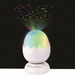Roger Armstrong Roger Armstrong Egg Night Light Multi