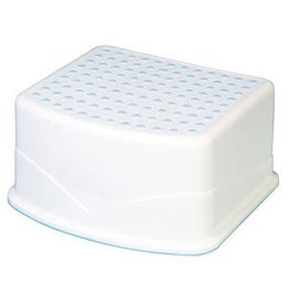 Roger Armstrong Roger Armstrong Step Stool White