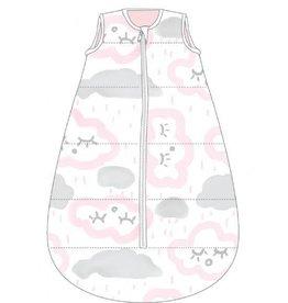 Baby Studio Baby Studio Cotton My First Studio Bag-1.0 Clouds-Pink 0-6M