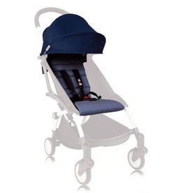Babyzen Babyzen Yoyo+ 6+ Seat Pad Navy Air France