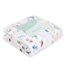 Aden + Anais Aden + Anais Paper Tales Dream Blanket