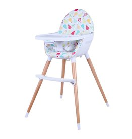 Childcare Childcare Pod High Chair Pear Shaped