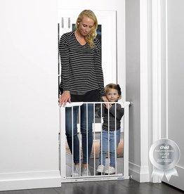 Childcare Childcare Assisted Auto Close Gate White