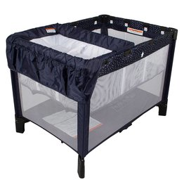 Childcare Childcare Trio 3 in 1 Travel Cot In the Navy