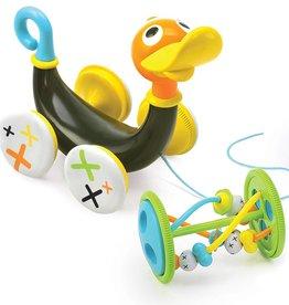 Yookidoo Yookidoo Pull Along Whistling Duck