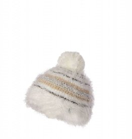 Millymook Millymook Girls Beanie - Rosa White
