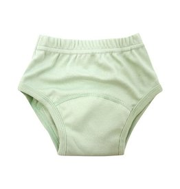 Pea Pods Pea Pods Training Pants Green Large