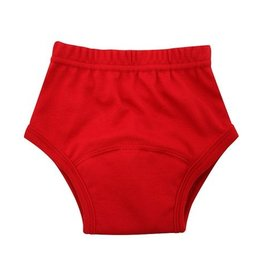 Pea Pods Pea Pods Training Pants Red Large