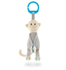 Matchstick Monkey Matchstick Monkey - Knitted Hanging Monkey Toy