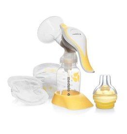 Medela Harmony Manual Breastpump and Feed Set (2-phase)