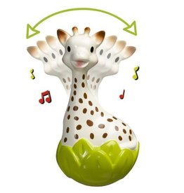 Les Folies Sophie La Girafe Roly Poly Toy