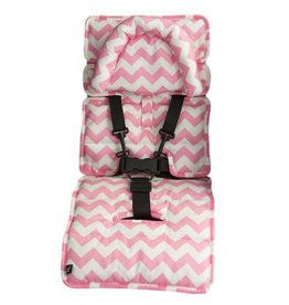 Outlook Outlook Head Snug and Mini Liner Pink Chevron