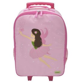 Bobble Art Bobble Art Wheely Bag Fairy